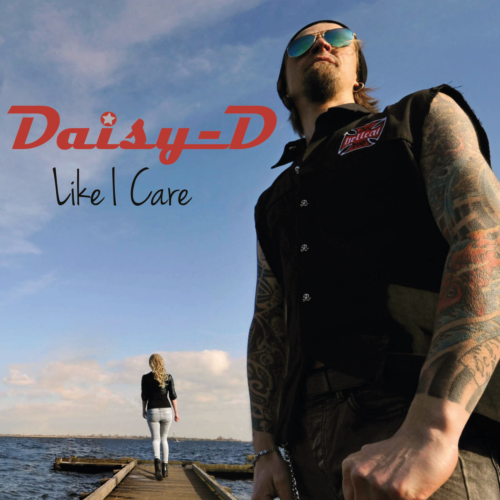 Daisy D - Like I Care cover